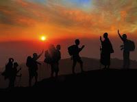 10 filosofi mendaki gunung yang membuat para pendaki terus kecanduan akan ketinggian