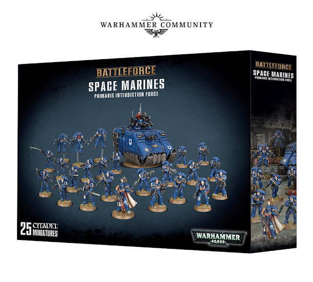 Batleforce MArines Espaciales