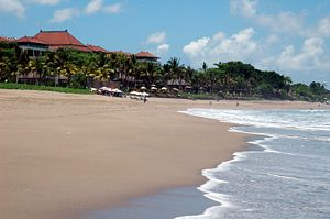 Seminyak, Bali Indonesia, is a convenient place for a vacation