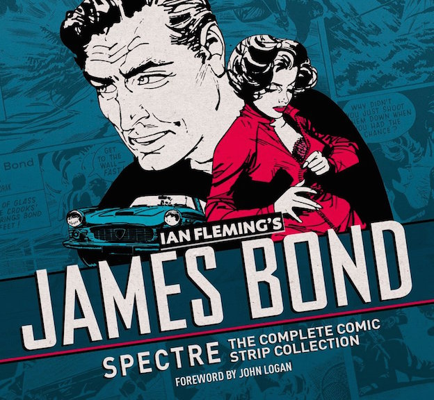 The Book Bond: SPECTRE: The Complete Comic Strip Collection