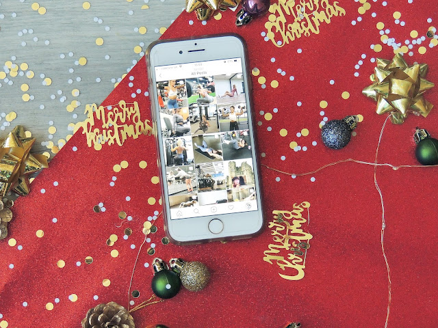 Instagram saved pictures glitterisblack blogmas