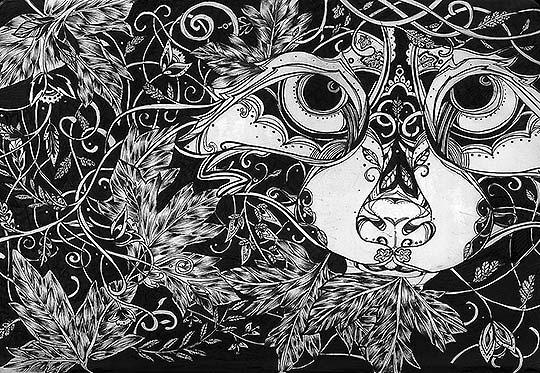 Ilustración de Catalina Gómez aka Catalina Flora