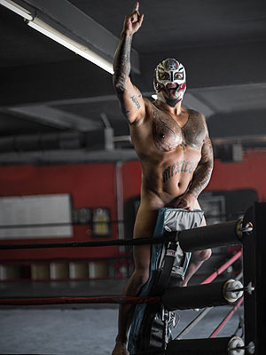 Rey Mysterio Naked Pictures 85