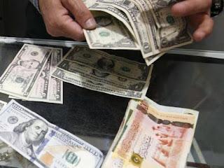 سعر الدولار في ليبيا بالسوق السوداء اليوم الأحد 29-5-2016 وأسعار العملات مقابل الدينار الليبي