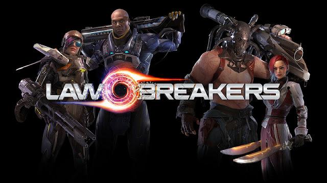 الكشف عن مقارنة تقنية للعبة Lawbreakers بين نسخة PS4 و PS4 Pro تم PC