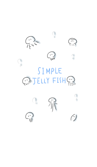 Simple jellyfish.
