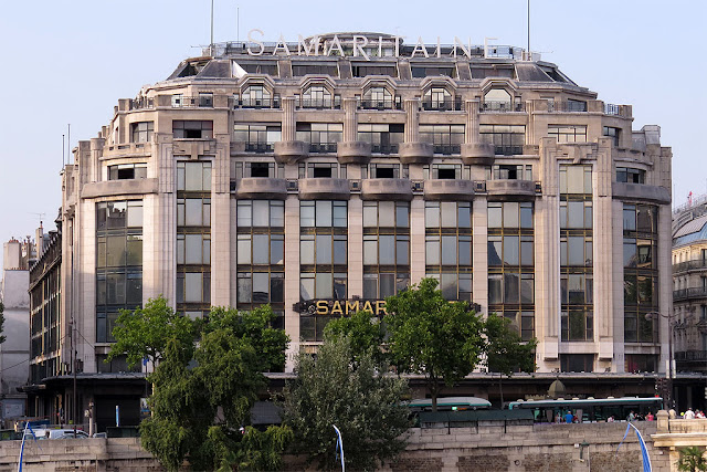 Former department store La Samaritaine, Paris