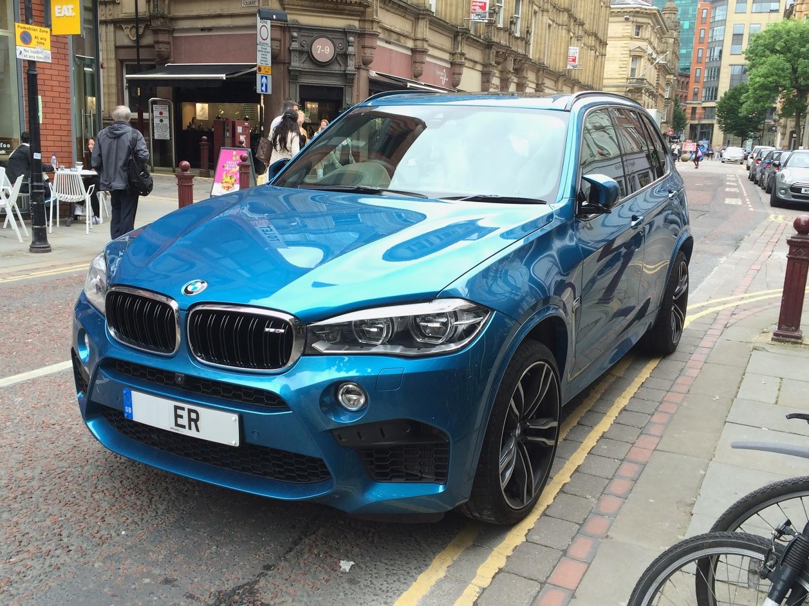 Dream Car Spotter Bmw X5m 2016