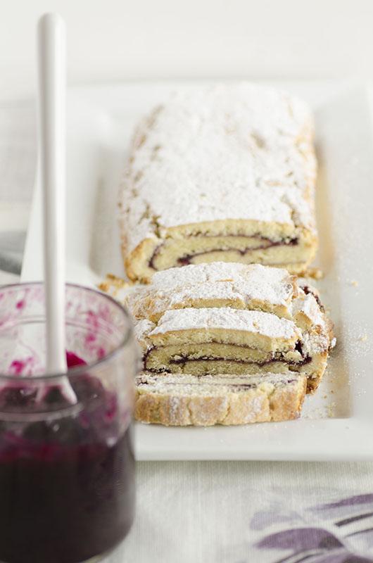 biscotti con marmellata di uva fragola2
