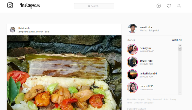 Cara Upload Foto Instagram di PC / Komputer Lewat Browser Mozilla