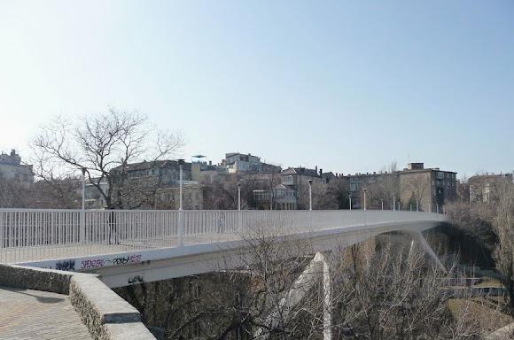 Одесса. Тёщин мост
