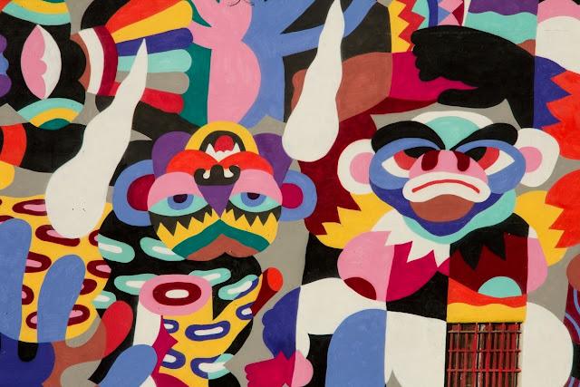 New Street Art By 3TTMAN In Lodz, Poland For Fundacja Urban Forms Festival 2013. 2