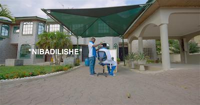 Video Goodluck Gozbert - Nibadilishe Mp4 Download
