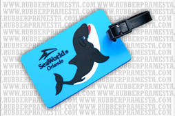 LUGGAGE TAG RUBBER | RUBBER LUGGAGE TAG | CUSTOM LUGGAGE TAG KARET | LUGGAGE TAG CUSTOM | BIKIN LUGGAGE TAG KARET | BIKIN KARET LUGGAGE TAG