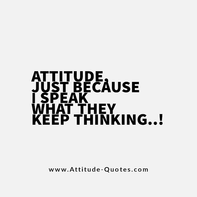 Attitude Quotes & Captions For Boys | Captions about Attitude