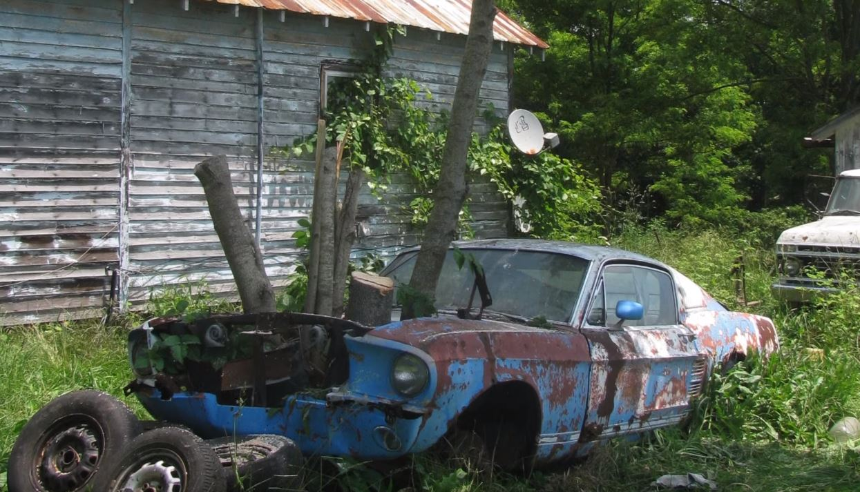 Just A Car Guy If You Love Barnfind Stories Have You Stopped By