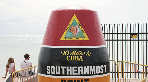 Southernmost Point Key West Florida Keys