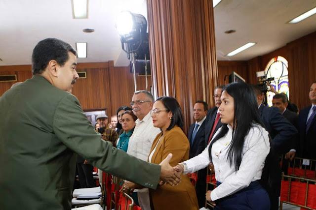 Gobernadores adecos participaron en el Consejo Federal de Gobierno