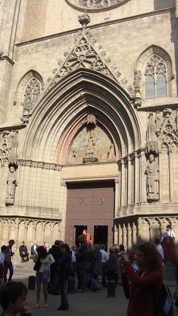 Santa María del Mar, Barcelona, Elisa N, Blog de Viajes, Lifestyle, Travel