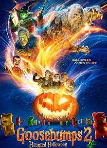 Sinopsis pemain genre Film Goosebumps 2 Haunted Halloween (2018)