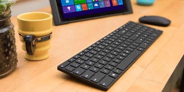 طرق فصل وتعطيل كيبورد اللاب توب والكمبيوتر وايقاف تشفيل لوحة المفاتيح
