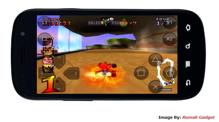 Aplikasi Emulator Game Untuk Android
