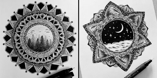 00-Marta-Felicioni-Mandalas-Mixed-with-Fantasy-Drawings-www-designstack-co