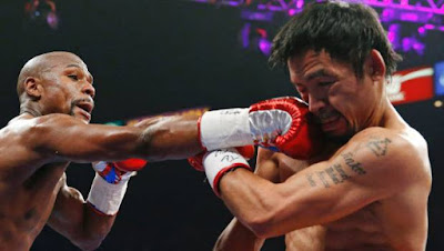 FLOYD MAYWEATHER COMING OUT OF RETIREMENT TO FIGHT MANNY PACQUIAO AGAIN, LATER THIS YEAR [VIDEO]