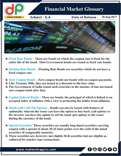 DP   Financial Market Glossary   18 - August - 17