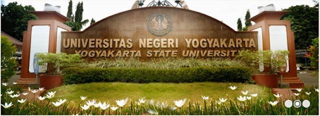 PENERIMAAN CALON MAHASISWA BARU ( UNY )  UNIVERSITAS NEGERI YOGYAKARTA
