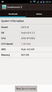 Cara Cek Performa Hp Android menggunakan Antutu Benchmark