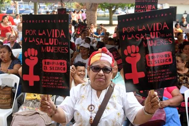A Teenage Rape Survivor in El Salvador Has Been Jailed for 30 Years
