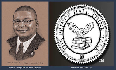 James Morgan III. MWPHGL District of Columbia. Prince Hall Think Tank. by Travis Simpkins