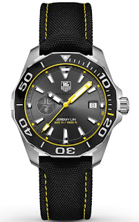TAG HEUER AQUARACER JEREMY LIN Limited Edition WAY211F.FC6362