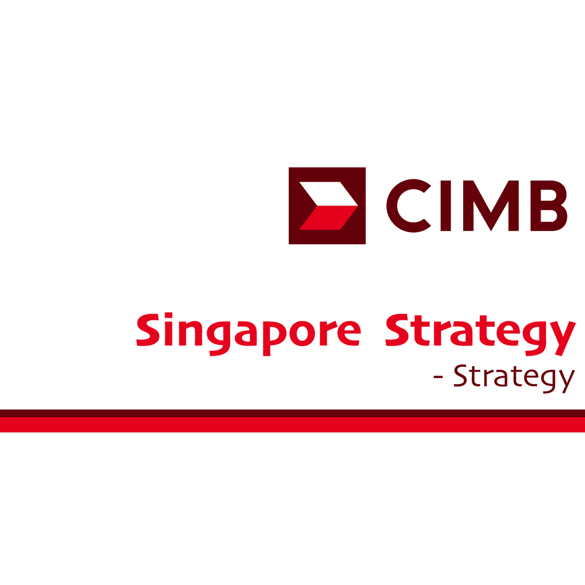 Singapore Strategy - CIMB Research 2016-12-05: Rocky is the new status quo