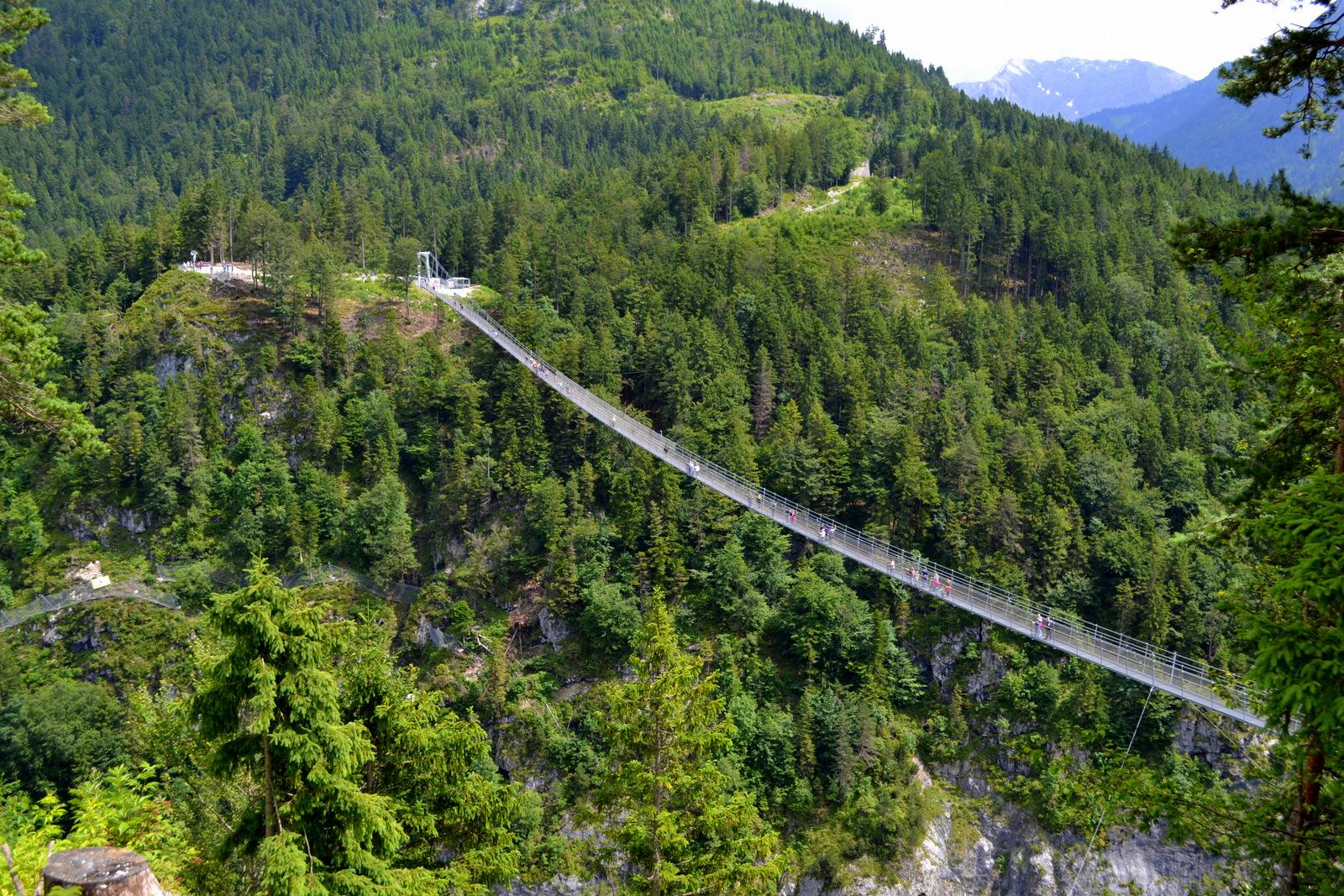 Highline 179, Reutte, Tirol