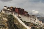 Palacio Potala, residencia del Dalái Lama en el Tibet
