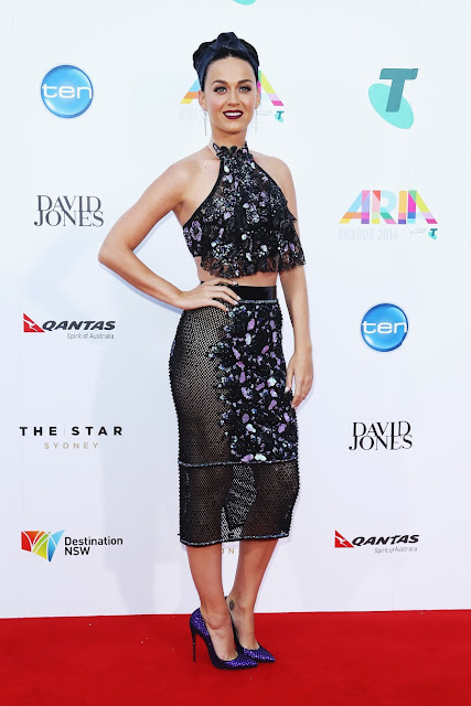 28° Annual ARIA Awards Katy Perry