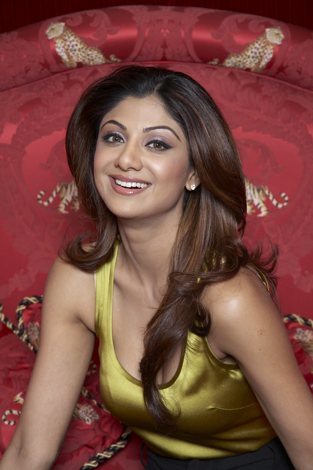 High Quality Bollywood Celebrity Pictures Shilpa Shetty -8296