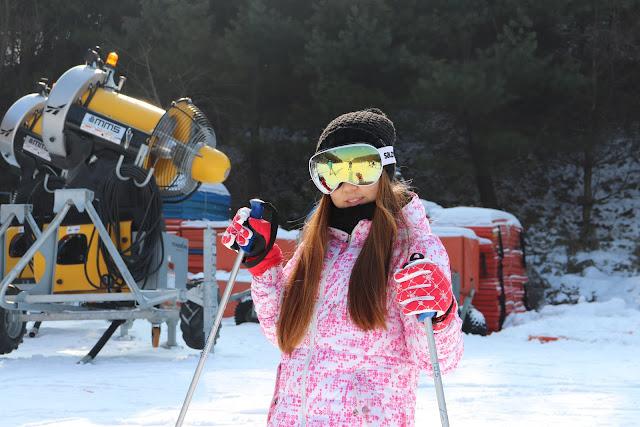 出乎意料之外!2018韓國首爾滑雪跟團過程大公開|洪川大明滑雪場 IMG 9626