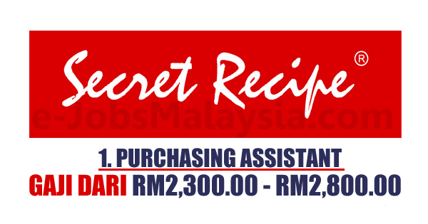 Secret Recipe Cakes and Cafe Sdn Bhd