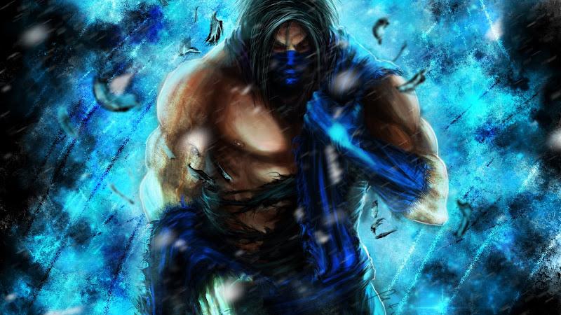 Warrior from Mortal Kombat: Sub-Zero HD