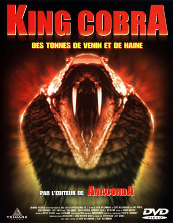 Poster Of King Cobra 1999 Dual Audio 300MB Web-DL 576p Free Download Watch Online