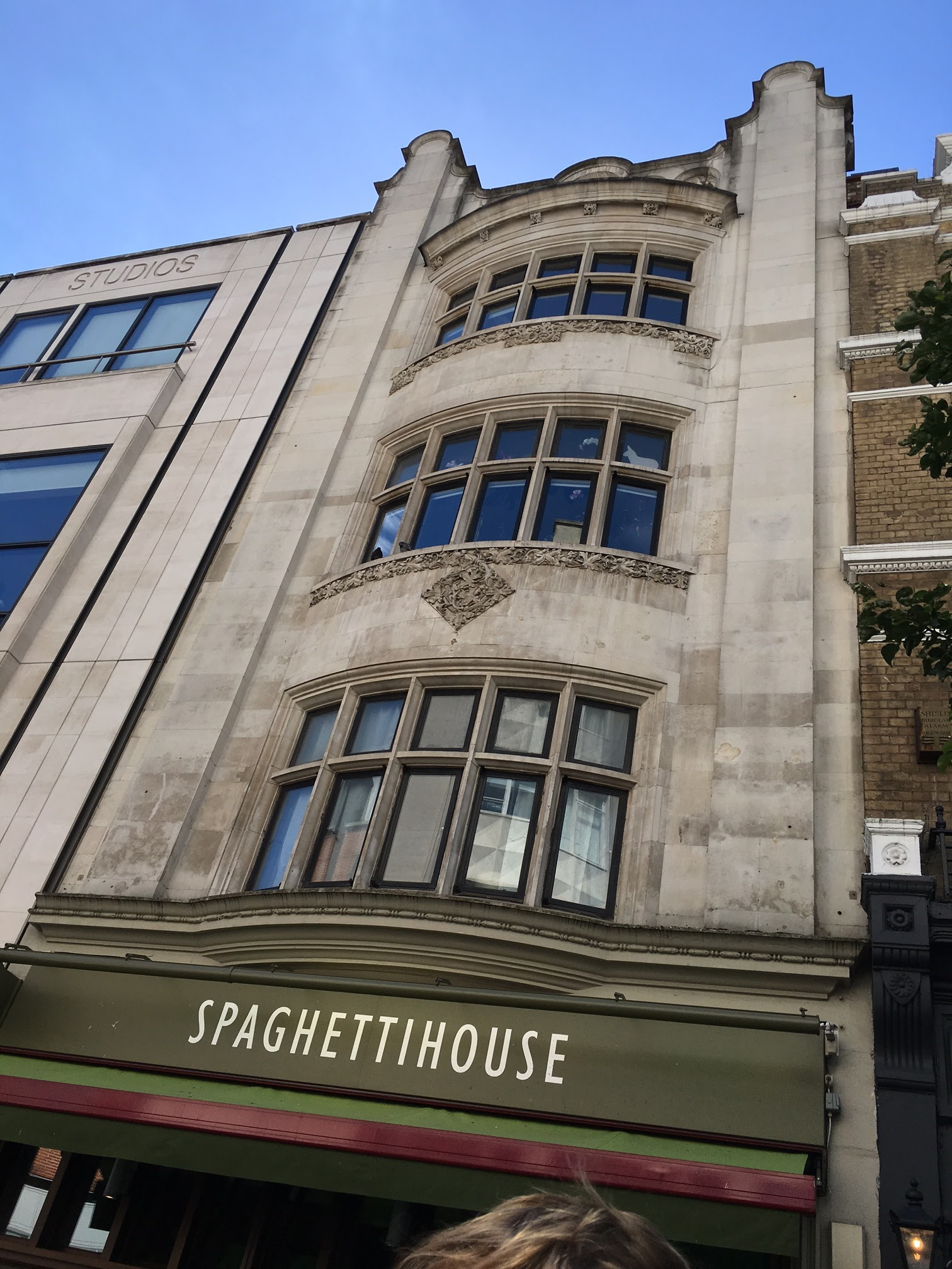 The Spaghetti House, Oxford Street