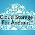 Best free Cloud Storage/Backup Apps for Android Devices