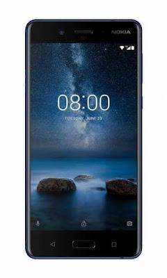 نوكيا تعلن رسميًا عن الهاتف Nokia8