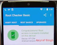 root checker - Unlock Bootloader Motorola Droid Turbo