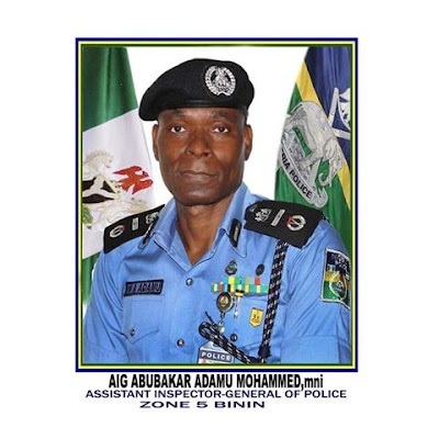 FG Appoints New Acting IGP,  Adamu Mohammed