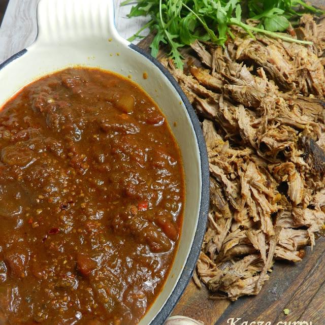 Kacze curry z wolnowaru