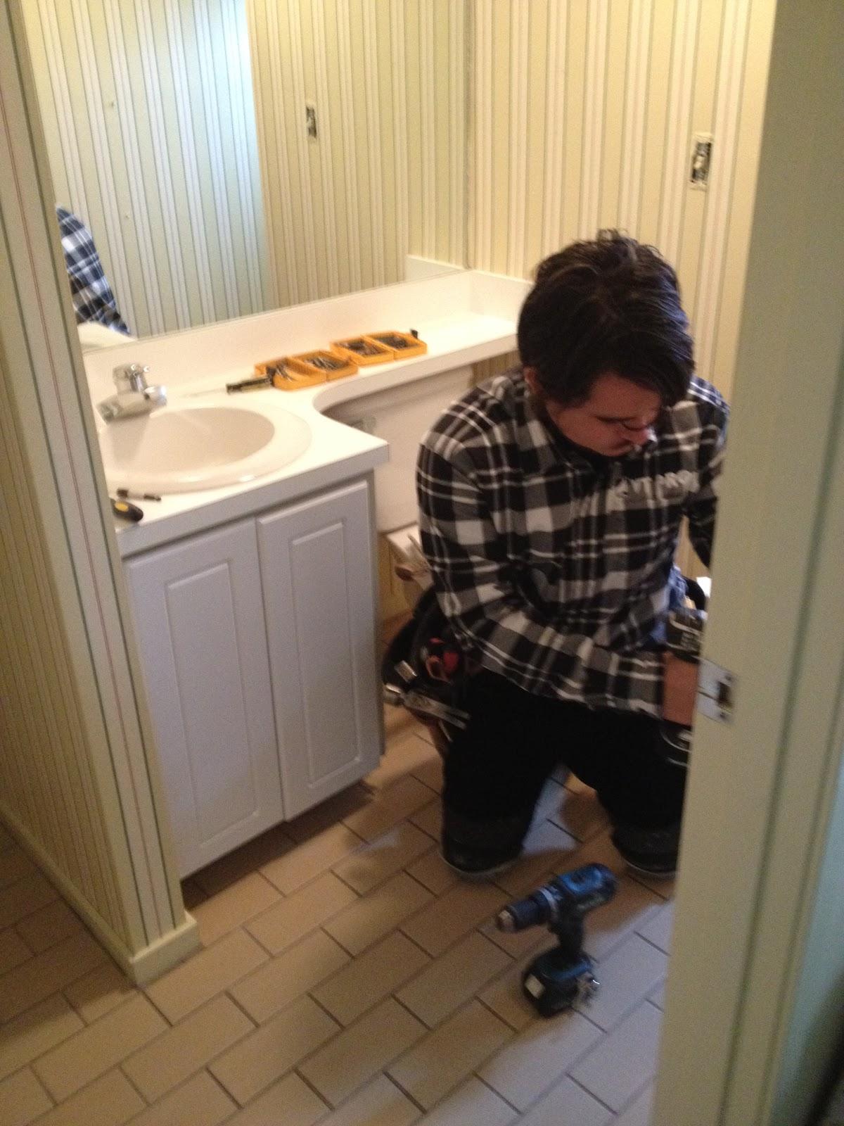 Bathroom Renovations Vermont: Vermont Professional Construction & Painting LLC: Tolchin